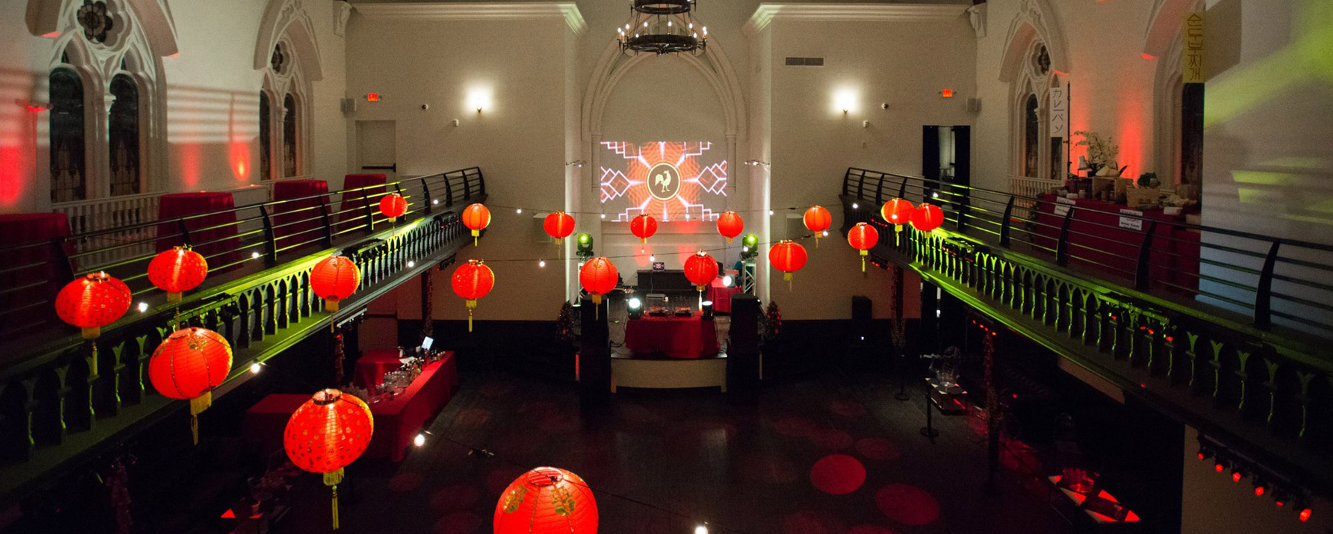 Chinese New Year event at The Transept