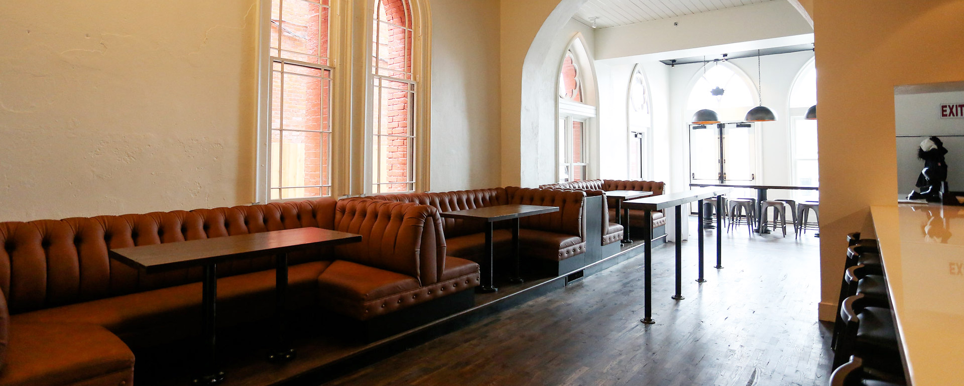 The North Tap Room at The Transept