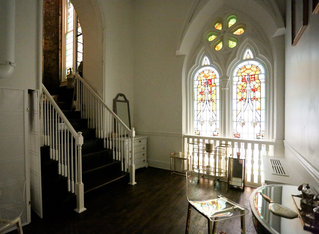 Bridal Suite at The Transept