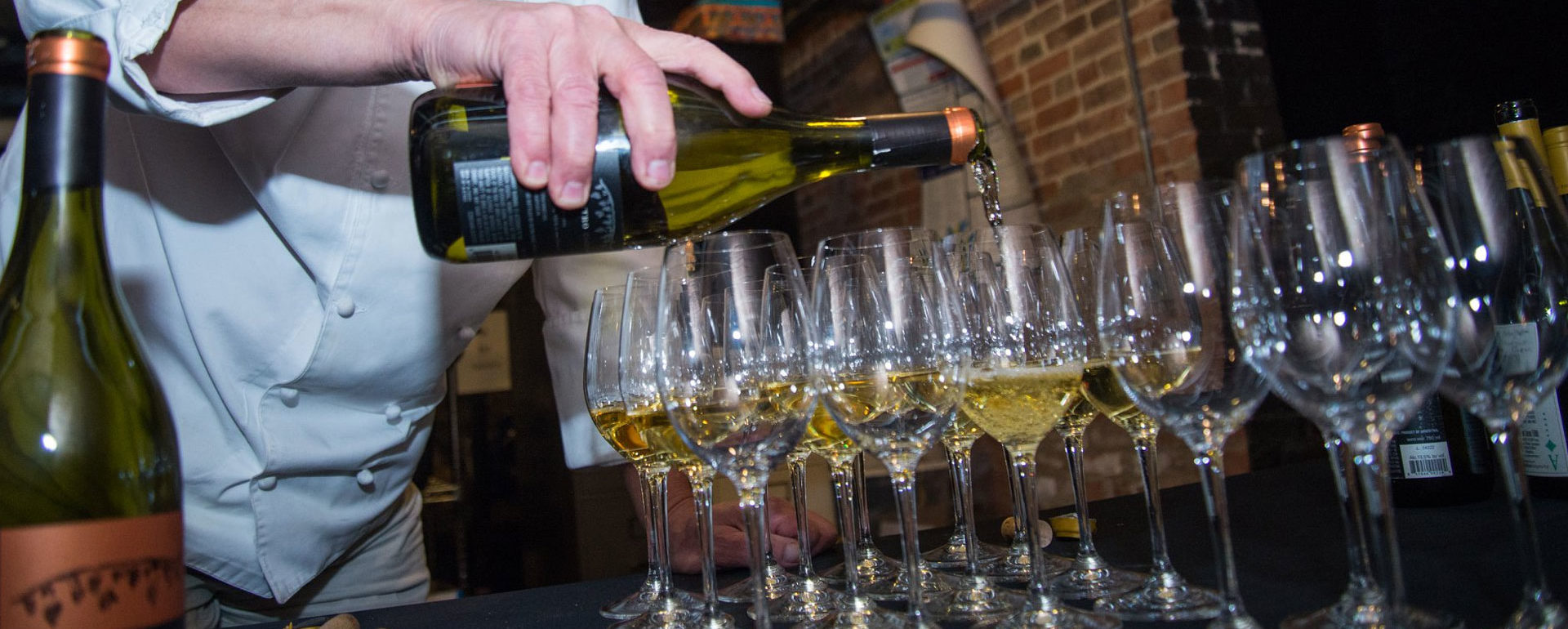 Wine Dinners at The Transept